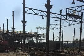 تخریب شرکت لوله سازی خوزستان با دستور قضایی متوقف شد