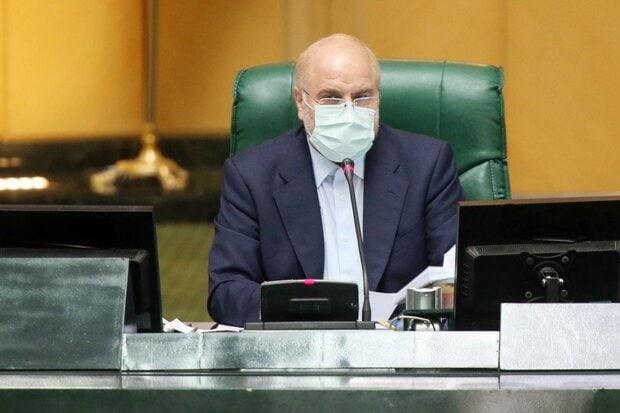 قالیباف: دنبال رفع کامل تحریمها هستیم/ ابتکار عمل در دست ایران است