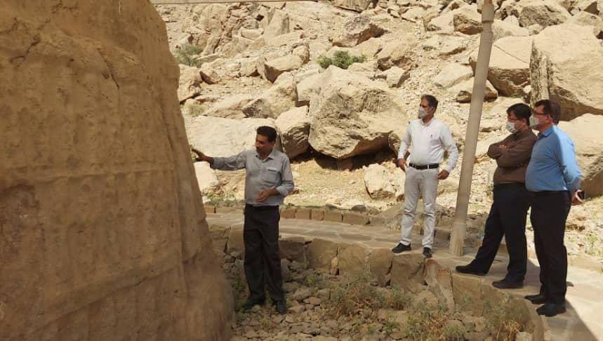 در سایهی بی توجهی به عرصه و حریم شهر تاریخی دستوا در شهرستان شوشتر؛ حریم ۴ اثر از خوزستان تا پایان دولت تصویب و ابلاغ میشود.