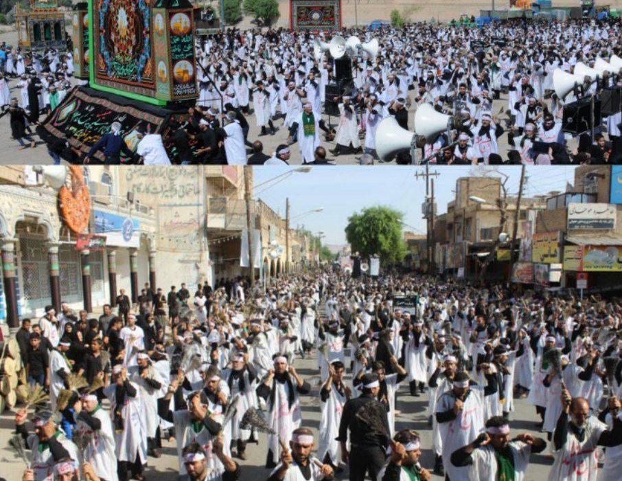 شعار مشترک هیاتهای مذهبی در محرم ۱۴۰۰ «زیر علَمت امنترین جای جهان است» خواهد بود