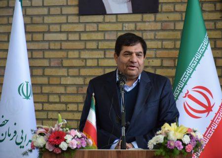 دکتر محمد مخبر به عنوان معاول اول رئیس جمهور منصوب شد
