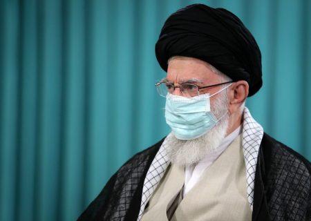 رهبر معظم انقلاب تاکید کردند: مراسم تنفیذ، نشانه عقلانیت و آرامش و طمأنینه حاکم بر کشور و مردم است