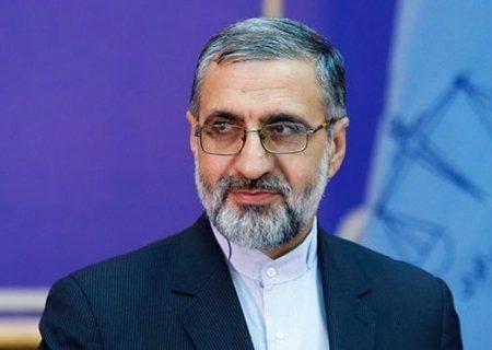 غلامحسین اسماعیلی به سمت رئیس دفتر رئیس جمهور منصوب شد